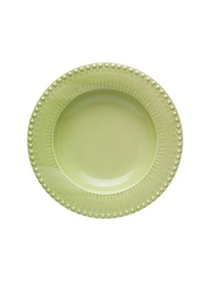 Pasta Bowl 35 Bright Green Fantasia طبق