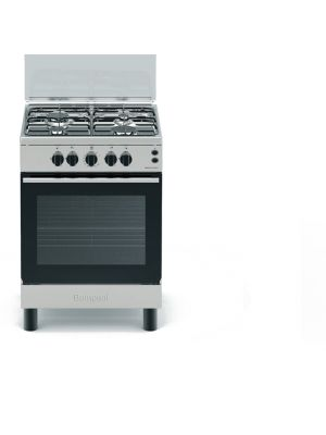 Bompani 4 Burners Gas Cooker  - غاز 4 شعلة