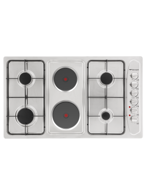 BO 293GN/L 90cm Gas Hob with electric plates