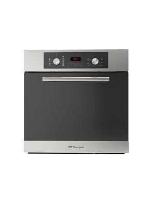 Built-in oven Stainless steel 60 cm BO243OG/E / فرن غاطس