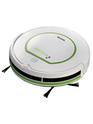 المكنسة الروبوت / BRICIOLA ROBOT VACUUM CLEANER