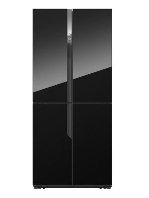 Hisense RQ561N4AB1 - 561L Four Doors Black Fridge ثلاجة 4 ابواب